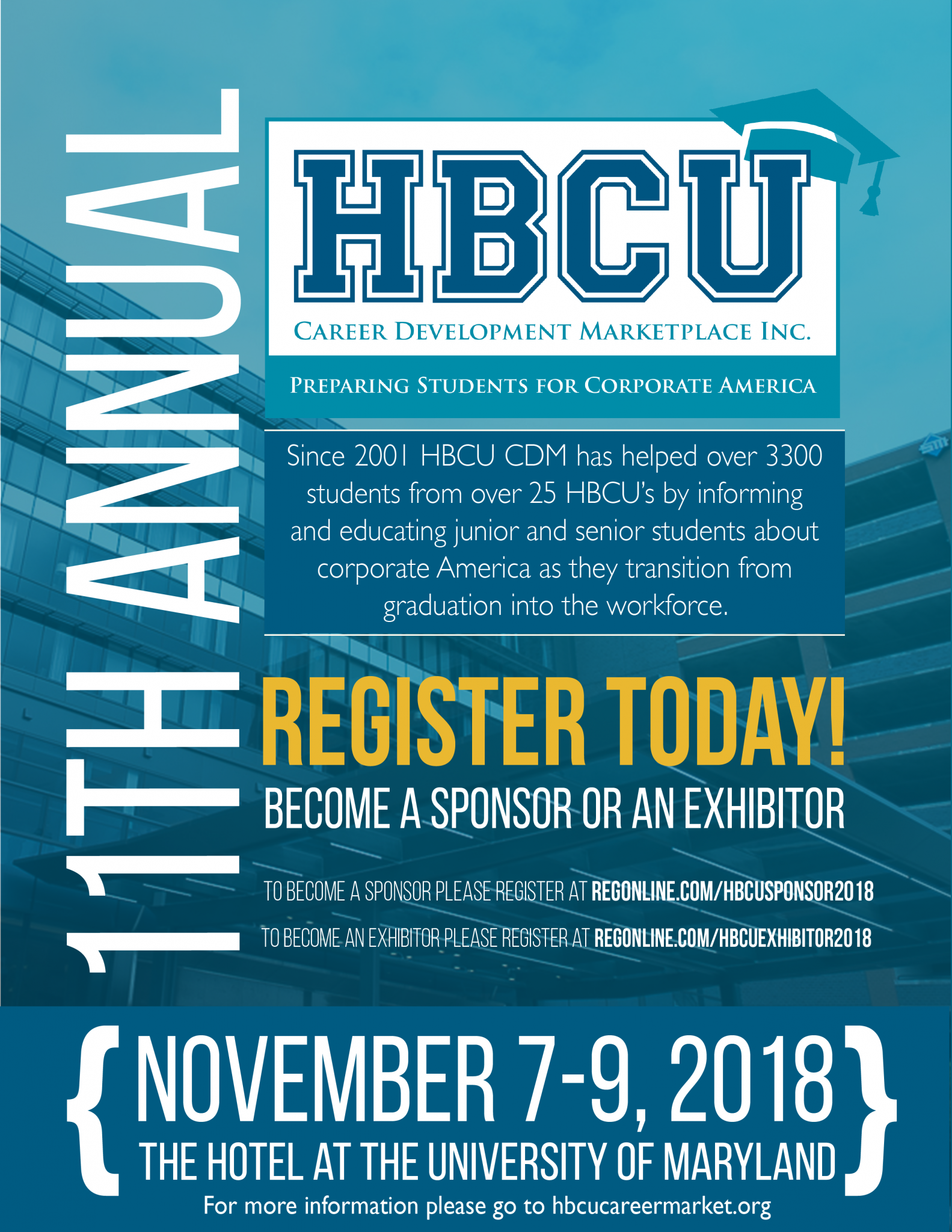 HBCU- Career Student Marketplace presents the HBCU CDM portal where  employers and HBCU students can connect. Create your profile today to have  opportunities ...