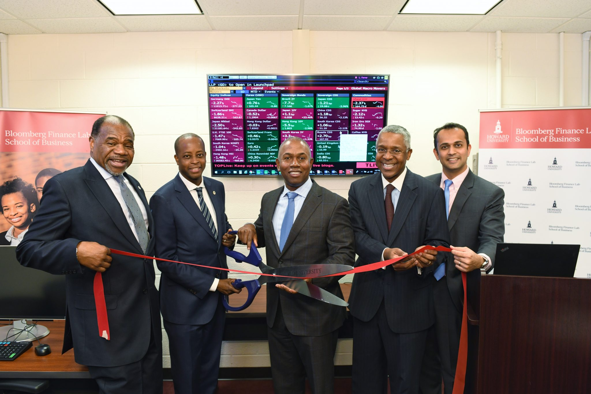 howard university at bloomberg