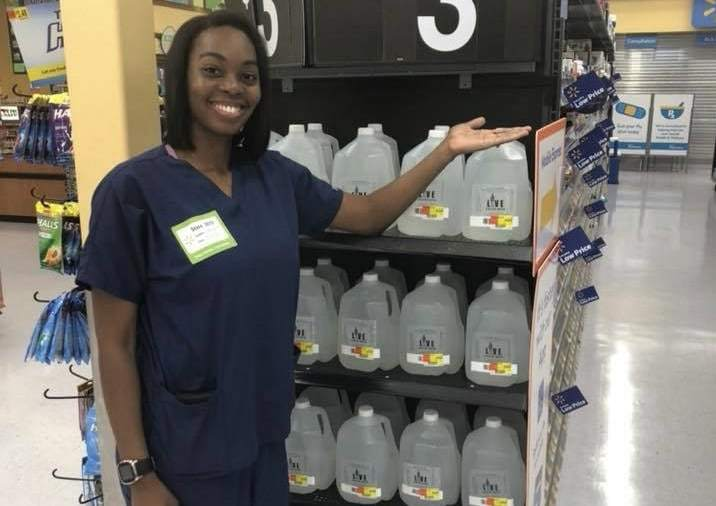 Black-Owned Alkaline Water Brand Becomes the First To Be Sold At