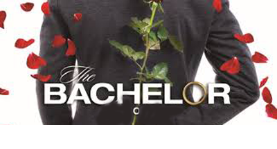 The Bachelor posted promoting the TV show