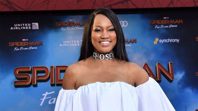Garcelle Beauvais at Spiderman premiere