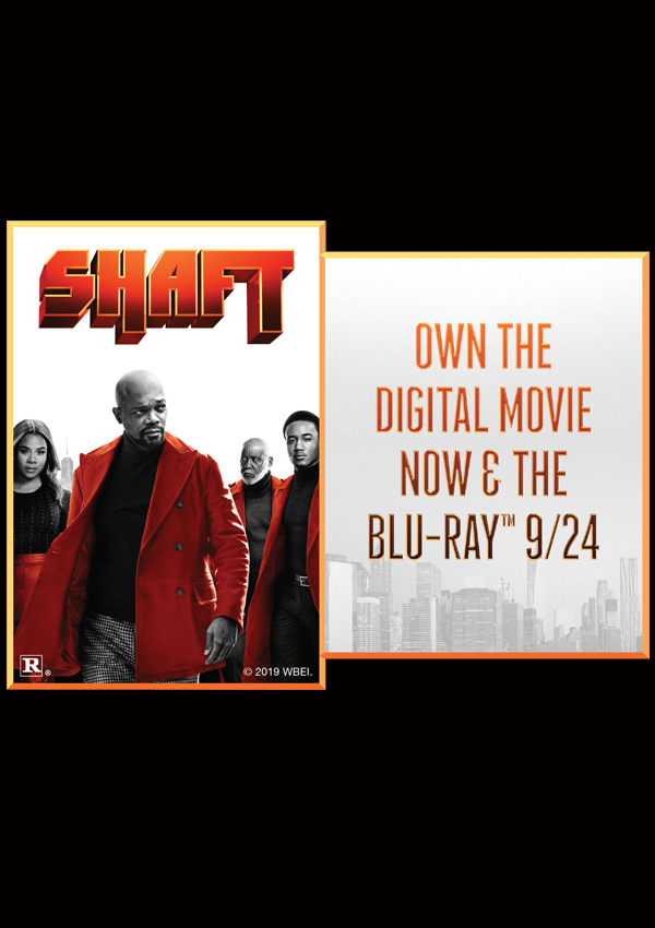 Shaft the Movie poster