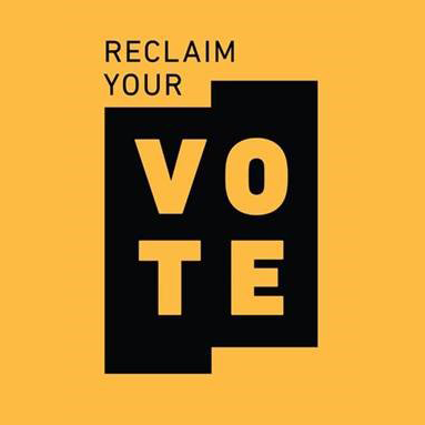 BET Networks Announcement Promo of the Multi-Phased Social Impact Campaign, #ReclaimYourVote