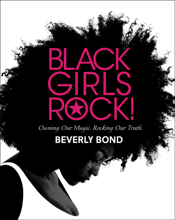 Black Girls Rock promotional book cover