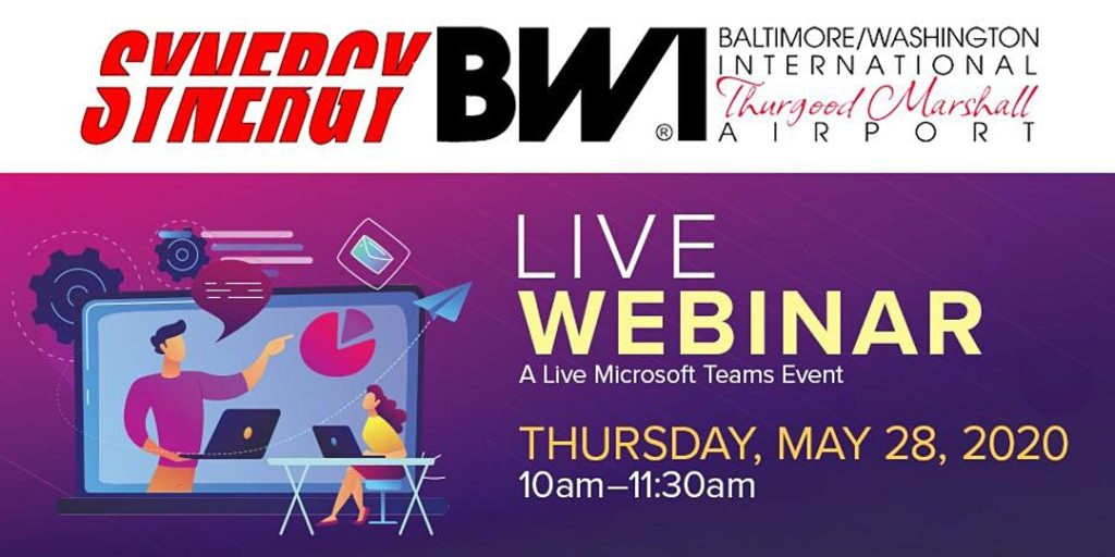 Synergy BWI Virtual Event